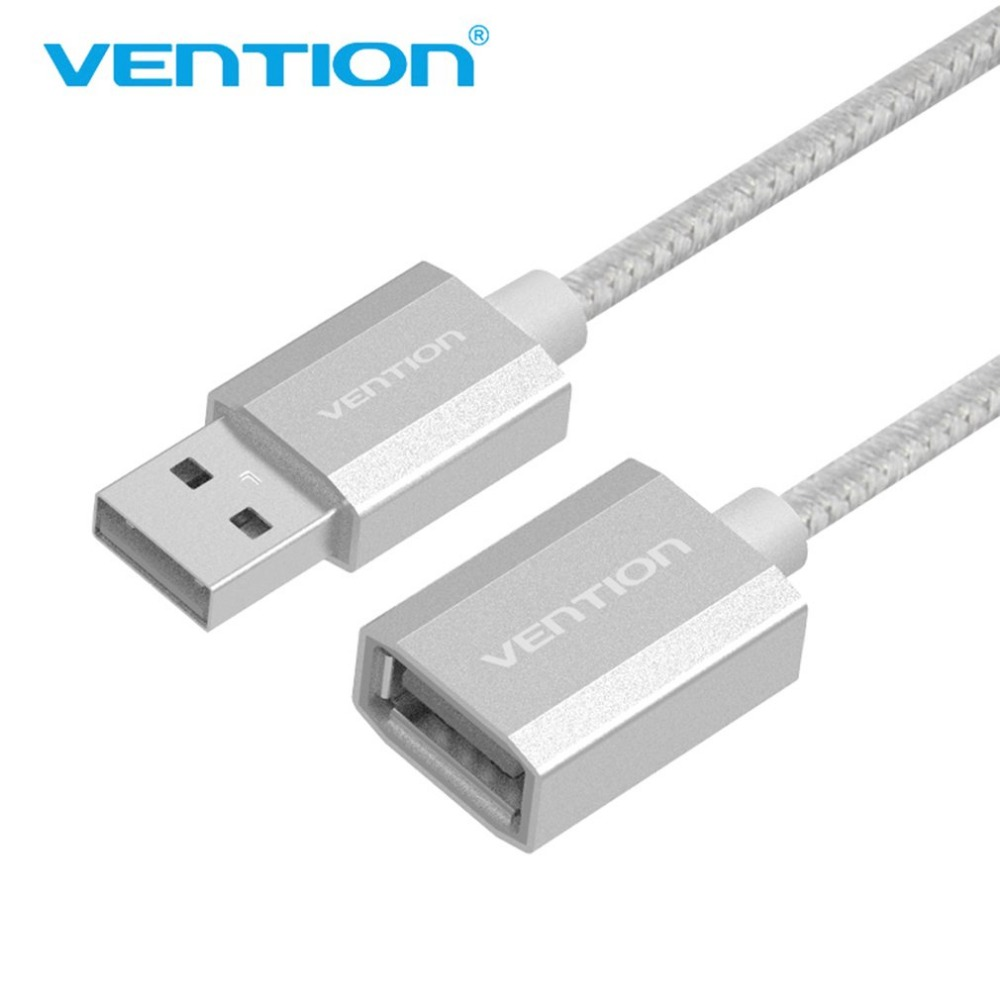 vention USB2.0 Extension Cable Male Female USB Data Sync Adapter Extender Cable 1M/1.5M cellphone PC Laptop
