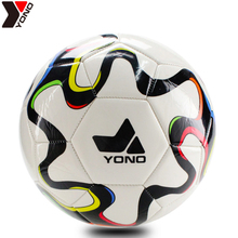 YONO Official Soccer Standard Size 5 TPU Football Professionals Amateurs Practice Match Training Ball Anti-slip