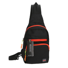Cycling Chest Bag Pack Sports Crossbody Shoulder Bag Student Small Trip Tablet Computer Travellingbag Messenger Sling Pack