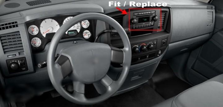 Dodge Ram Caliber 6
