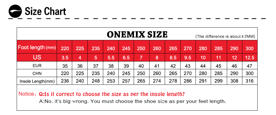 Onemix Mens Running Shoes Breathable Outdoor Walking Sport Shoes Mens Athletic Sports Sneakers size 39-46 for jogging trekking 2