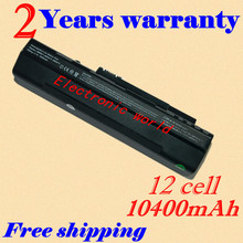 "JIGU 8800mAh battery for ACER  Aspire One AOA150-Ab AOA150- BW  AOA150-1001 D150 D250  ZG5 (Linux) 8.9"" mini laptop series"