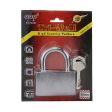 Free shipping + Master Blade Lock With 3 Keys for Home,School,Gym use