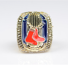 2013 19Replica Newest Design Boston Red Sox Major League Baseball Championship Ring 18k gold plated  bottom price champion rings