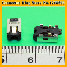 ChengHaoRan MINI DC Power Jack Connector for ASUS Ultrabook power connector Netbook DC jack 7pin 2.5*0.7,DC-211(China)