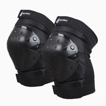 2PCS Sports & Outdoors Safety Protection Knee Pads Extreme Sports Kneepads Football Cycling Knees Protective Cover Protector A14