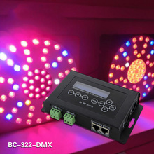 BC-322-DMX512 Timer Dimmer DMX Controller DC9V Aquarium Light Controller Can Set Anytime Any Brightness Reasonable Price