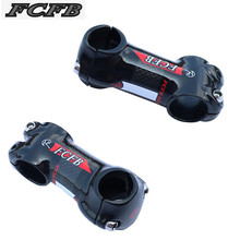 Buy 2016 new arrive FCFB FW white red 25.4 mm stem carbon Aluminum bicycle stem carbon road mountain stem bike parts 50/60/70/80mm for $18.50 in AliExpress store