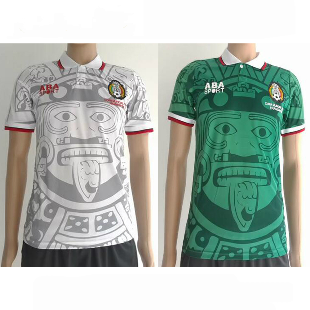 Buy 1988 Limited Edition Commemorative Mexico Jerseys 2018 Retro Home away  green white shirts - 2019 Rugby Store store at AliExpress - Chinese Goods  Catalog ... 5907a3c5f