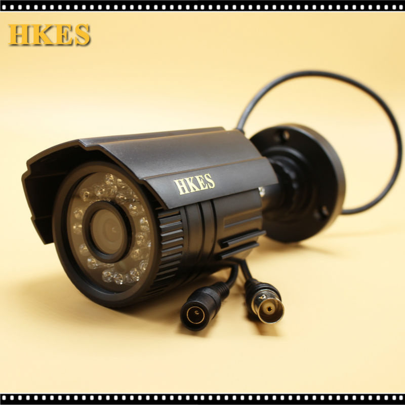 HKES 2pcs/lot New AHD camera 1080P ,In/Outdoor 24IR Security AHD CCTV Camera 2MP with Sony IMX323 Chipset<br>