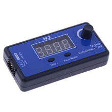 HJ Digital Servo Tester / ESC Consistency Tester for RC Helicopter 4.8v-6v(China)