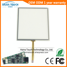 Raspberry Pi Compatible 13.2*10.6 cm 5.7 inch touch panel includes USB controller for GPS Navigator(China)
