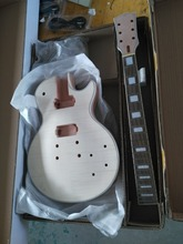 lp electric guitar kits, half finished electric guitar, guitar kits