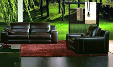2013 Hot Sale Italy Design Classic Genuine Leather sectional 1+2+3 sofa set, Free Shipping Chair Sofa L9064(China)