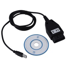 OBD Interface Diagnostic Auto Scanner Scan Tool USB Cable For Ford VCM New(China)