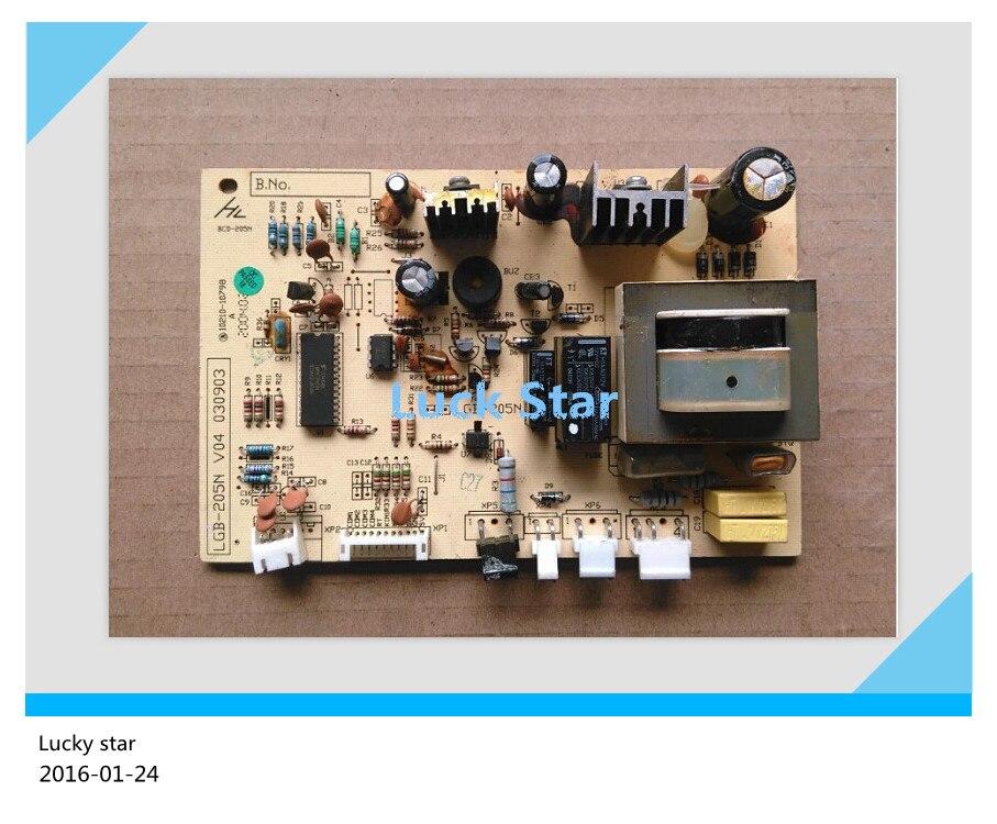 95% new for LG refrigerator computer board circuit board LGB-205N BCD-205N 030903 driver board good working<br>
