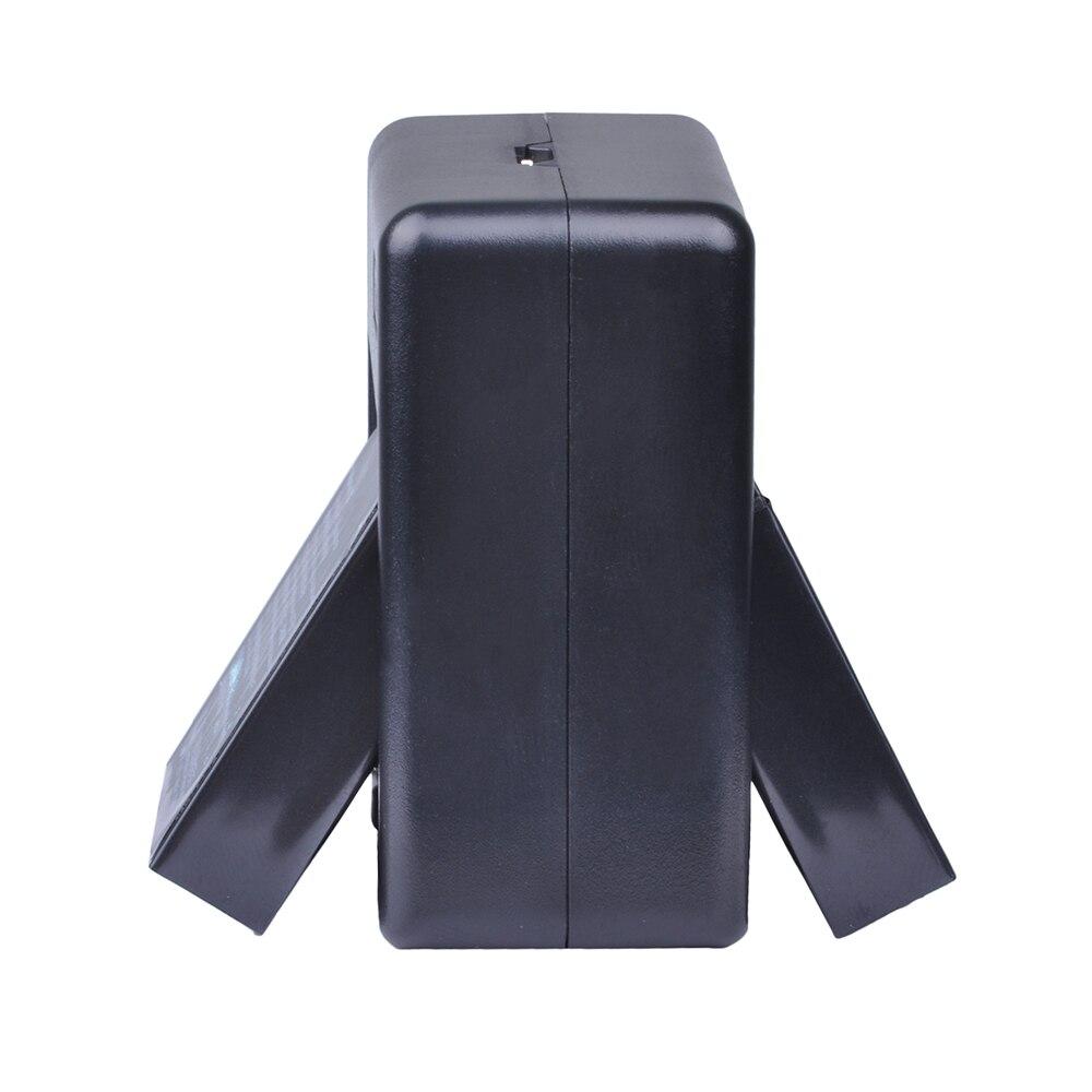 3PC 1400mAh AZ16-1 AZ16 Rechargable Li-ion Battery + USB Dual Charger For Xiaomi yi Action 2 Sport Camera Accessories