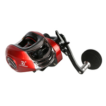 Bait Casting Reel 13+1 Ball Bearings Right/Left EVA Handle Baitcasting Reel Fishing Fly High Speed with Magnetic Brake System(China)