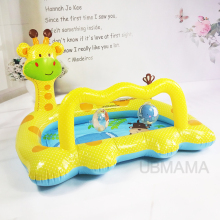 112*91*92cm Multi-function Outdoor Inflatable Swimming Water Pool Home Use Children Cartoon Game Playground Piscina Bebe Zwembad