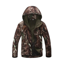 Lurker Shark Skin Softshell V4 Military Tactical Jacket Men Waterproof Windproof Warm Coat Camouflage Hooded Camo Army Clothing - Shop2963059 Store store