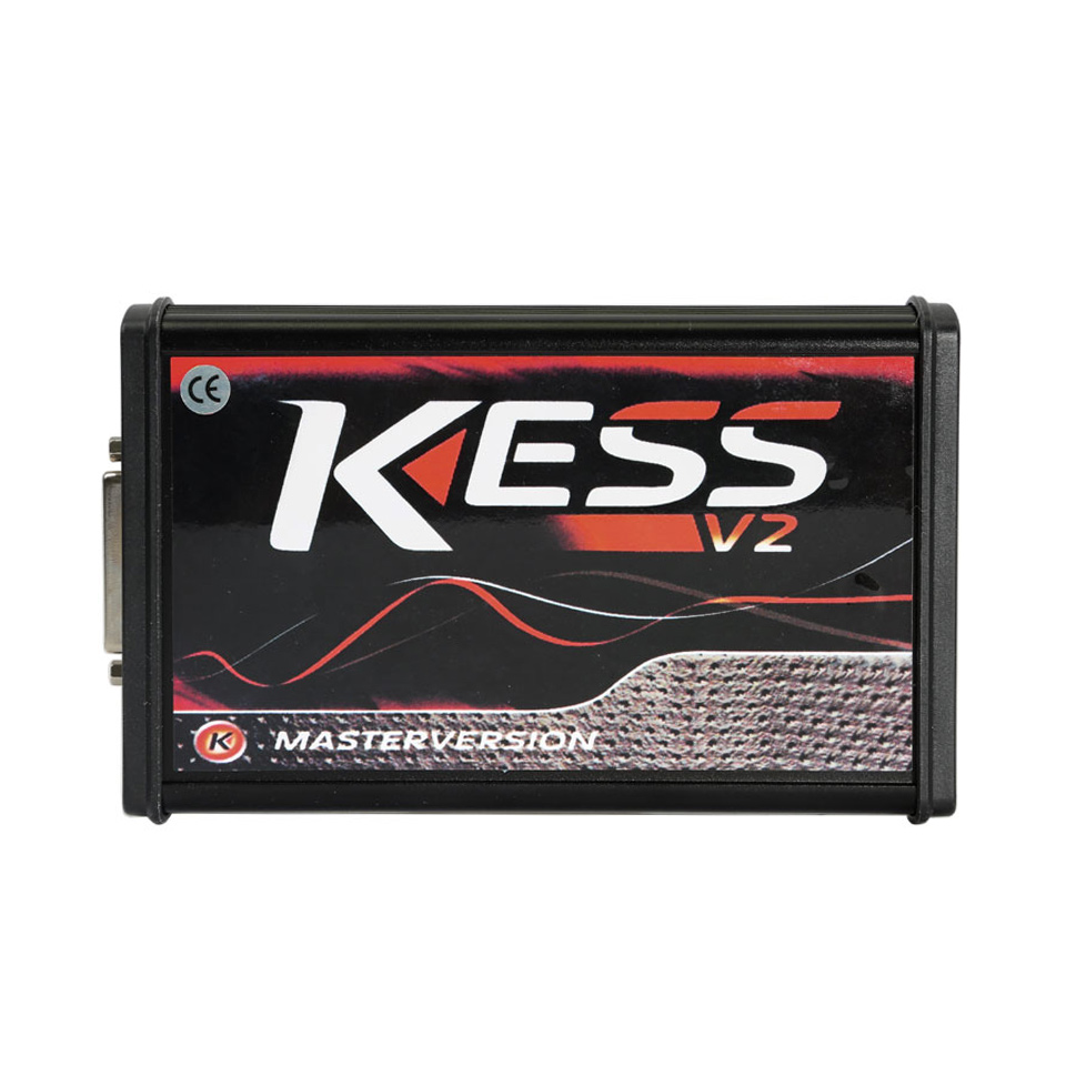 Kess V5.017 with Red PCB Online Version Support 140 Protocol No Token Limited (6)