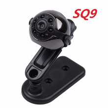 kebidu Hot Sell SQ9 HD Camera Mini Audio Sound Video Cam Recorder Pocket Night Vision Camcorder for Windows 7 8 HD Camera
