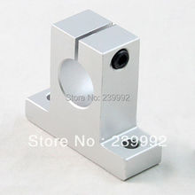 10pcs SK10 SH10A 10mm Linear Rail Shaft End Support XYZ Table CNC parts(China)