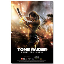 Buy Rise Of The Tomb Raider Poster And Get Free Shipping On