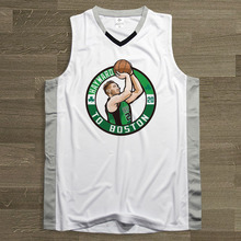 SYNSLOVEN design Men Basketball Jersey top Uniforms no.20 to boston Gordon Hayward Sports clothing mesh Breathable plus size(China)