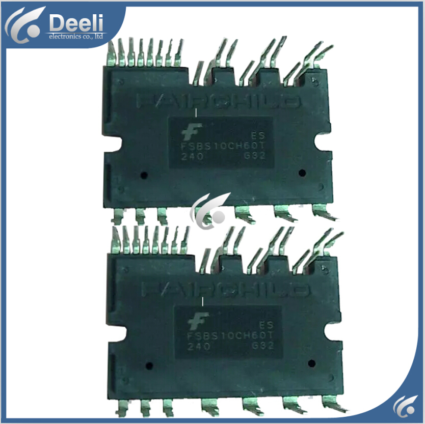 95% new good working for power module FSBS10CH60 frequency conversion module 2pcs/lot on sale<br><br>Aliexpress