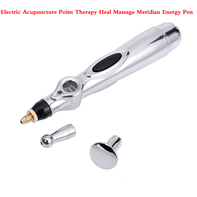 Body Health Electric Acupuncture Point Therapy Heal Massage Meridian Energy Pen<br>