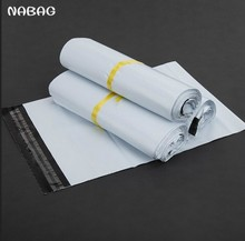 NABAG 15Pcs 30*38+4cm Self-seal Adhesive Courier bags Storage Bags Plastic Poly Envelope Mailer Postal Shipping Mailing Bags(China)