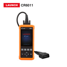 Launch smart Creader 6011 full OBDII OBD2 EOBD functions auto diagnostic smart code scanner tool Support ABS SRS same as CR 619(China)