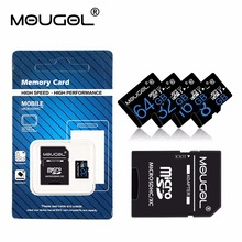 Newest Microsd Memory Card 4GB 8GB 16GB 32GB 64GB 128GB Transflash Class 10 USB Flash TF Card Micro SD Card free adapter gift(China)