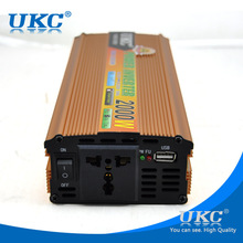 inverter 24v 220v 2000w power inverter universal solar inverter modified sine wave free shipping(China)