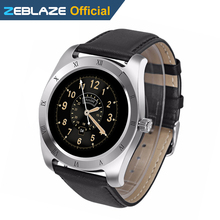[Best Seller]Zeblaze Classic Smart Watch IPS Screen Support Heart Rate Monitor Bluetooth Smartwatch For IOS Android New Version(China)