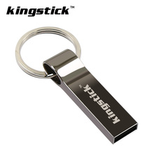 Nieuwe aankomst Metalen USB Flash Drive pendrive 128 gb 64 gb 32 gb 16 gb 8 gb 4 gb flash memory stick pen drive usb stick Gratis verzending(China)