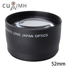 Buy 52MM 2X Tele Telephoto Converter Lens DSRL Camera Nikon D3100 D5100 D3200 for $20.24 in AliExpress store