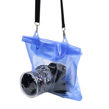 Hot Waterproof DSLR SLR digital Camera 20M outdoor Underwater Housing Case Pouch Dry Bag For Canon Nikon Camera