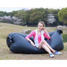 Air Bag Sofa Folding Portable Inflatable Sofa Lazy Outdoor Beach Easy Use Fashion Swim Sofa Bed Toy Gift Camping Supply Hot Sa