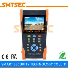"IPC-5300R TDR Cable CCTV Tester Video level meter Test Built-In WIFI 3.5"" Touch Screen CCTV Analog IP Camera Tester Pro(China)"