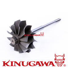 Kinugawa Turbo Turbine wheel for Mitsubishi TD06H 20G Inconel 718 w/ 12 Blades(China)