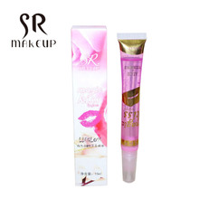 SR MAKE UP Brand Makeup Moisturizer Lip Balm Lips Care Nutritious Lipstick Pure Natural Plant Lip balm Anti Cracking Crystal 1PC(China)
