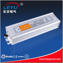 LDV-60-24 waterproof IP67 design outdoors switching power supply for led 60w 24v 2.5a short circuit(China)