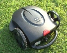 Fully-automatic Intelligent Robot Lawn Mower Grass Cutting Machine Brush Cutter Lawn Mower Machine(China)