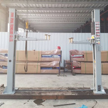4t 2 post hydraulic lift with adjustable adapter(China)
