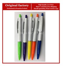Import cheap goods from china retractable plastic nib pen gift promotional pens(China)