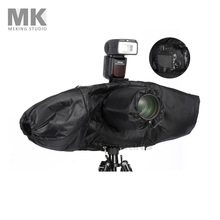 Buy Meking Professional Camera Rain Cover Protector case bag winter kind Canon Nikon DSLR for $17.80 in AliExpress store