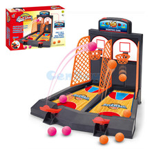 Indoor Table Basketball Shooting Game Desktop Finger Play Ball Mini Basketball Sport Toys Relaxing Leisure Game for Kids Gifts