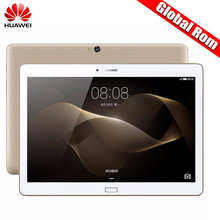 "International ROM 10.1"" Huawei Mediapad M2 10.0 16GB/64GB ROM 3GB RAM Android Tablets PC Kirin 930 Octa Core 13MP Camera GPS S(China)"